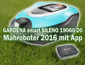 Gardena smart Sileno 19060-20
